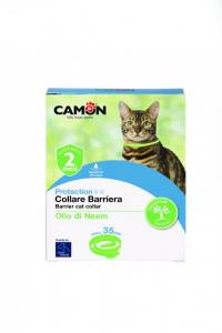 Collare barriera all'olio di Neem per gatti CAMON