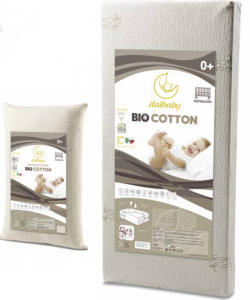 Materasso per Lettino Bio Cotton by Italbaby