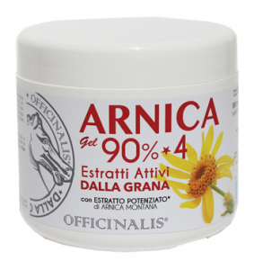 Officinalis Arnica Gel 90% 500 ML