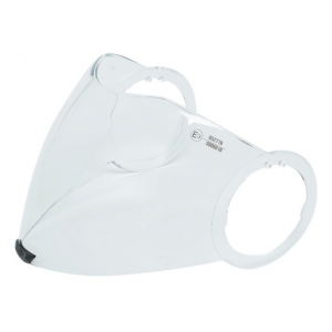 Visiera AGV Visor City 18-2 AS Orbyt/Fluid Clear (M-L-XL)
