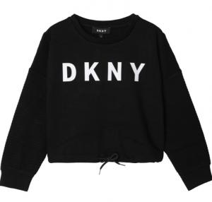 Felpa DKNY Nera