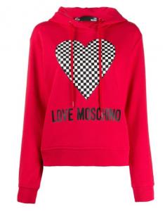 Felpa Love Moschino Cuore