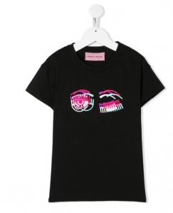 T-shirt Chiara Ferragni Nera