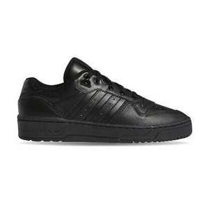 Adidas Rivalry Low Total Black da Uomo