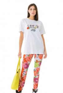 T-shirt Gaelle Paris Ricamo