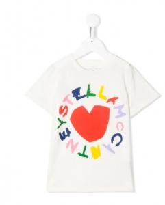 T-shirt Stella McCartney Cuore