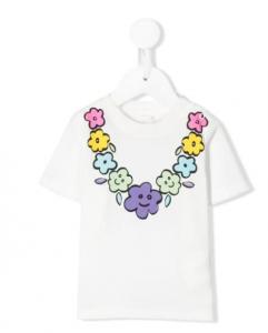 T-shirt Stella McCartney Fiori