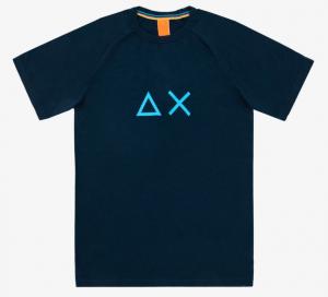 T-shirt Sun 68 Logo