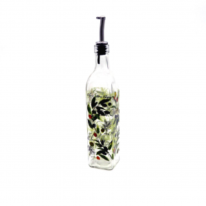 Bottiglia in vetro olio di oliva 0,5lt