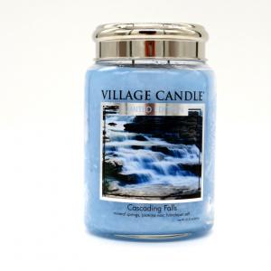 Candela Village Candle Cascading F 170 ore