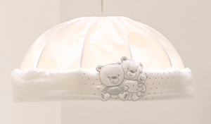 Lampadario cupola Linea Happy Family by Italbaby