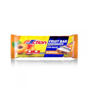 Proaction Fruit Bar Albicocca Barretta 40G