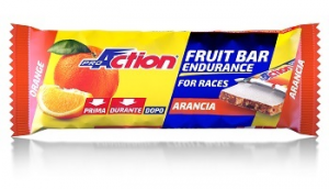 Proaction Fruit Bar Arancia Barretta 40 G