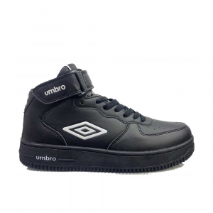 Umbro Basket Mid Black da Uomo