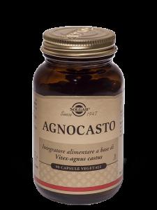 Solgar Agnocasto 90 capsule vegetali