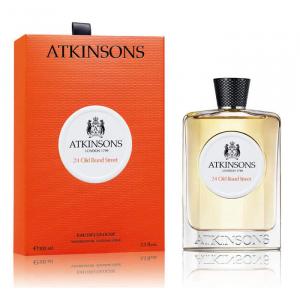 Atkinsons 24 Old Bond Street Eau De Cologne Spray 100ml
