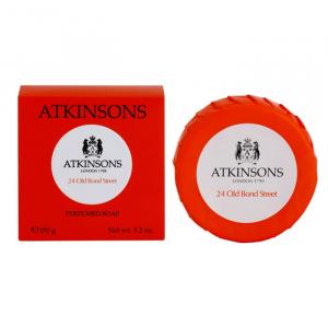 Atkinsons 24 Old Bond Street Perfumed Soap 150g