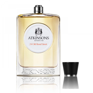 Atkinsons 24 Old Bond Street Perfumed Toilet Vinegar Splash Bottle 100ml