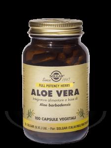 Solgar Aloe Vera 100 capsule vegetali