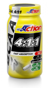Proaction BCAA 4:1:1 250 Compresse