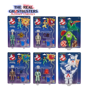 The Real Ghostbusters Kenner Classics: Ghostbuters Egon, Peter, Ray & Winston-2