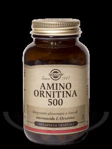 Solgar Amino Ornitina 500-50 capsule vegetali