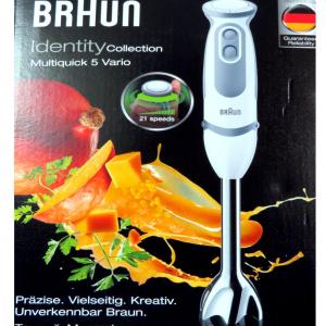 Frullatore immersione Braun piede inox