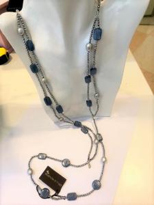 Collana in argento Della Rovere