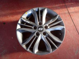 Cerchio in lega usato Dm 17 Hyundai IX35 2010>