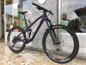 Bicicletta Canyon Spectral CF 9.0
