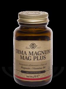 Solgar Dima Magnum Mag Plusdima Magnum Mag Plus 100 tavolette