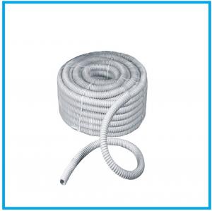 Rotolo 20mt guaina spiralata flessibile grigio