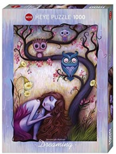 HEYE - DREAMING (by Jeremiah Ketner) Wishing Tree - Puzzle 1000 Pezzi