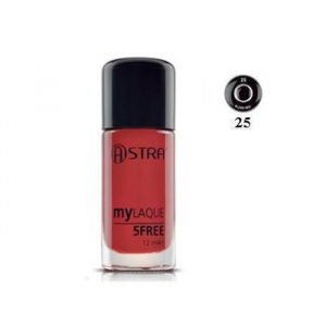 Astra Makeup My Laque 5Free 25 Blood Red 12ml