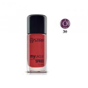 Astra Makeup My Laque 5Free 30 Purple Way 12ml