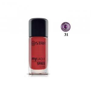 Astra Makeup My Laque 5Free 31 Precious Purple 12ml
