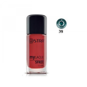 Astra Makeup My Laque 5Free 38 Precious Green 12ml