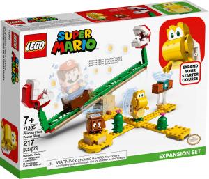 LEGO SUPER MARIO SCIVOLO DELLA PIANTA PIRANHA - PACK DI ESPANSIONE 71365