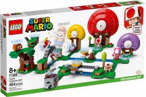 LEGO SUPER MARIO LA CACCIA AL TESORO DI TOAD - PACK DI ESPANSIONE 71368