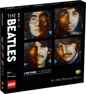 LEGO ZEBRA 2020 THE BEATLES 31198