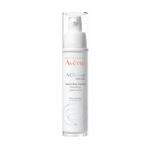 AVENE A-OXITIVE GIORNO AQUA-CREMA LEVIGANTE Flacone dispenser airless 30 ml