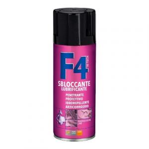 SBLOCCANTE LUBRIFICANTE F4                                             400 ml