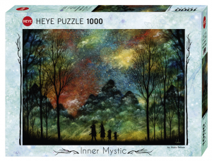 HEYE - INNER MYSTIC (by Andy Kehoe) Wondrous Journey - Puzzle 1000 Pezzi