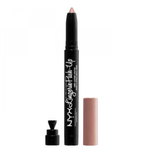 Nyx Lip Lingerie Push Up Long-Lasting Lipstick Lace Detail Nude Pink Beige