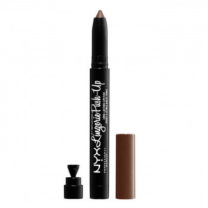 Nyx Lip Lingerie Push Up Long-Lasting Lipstick Afterhours Warm Brown Nude
