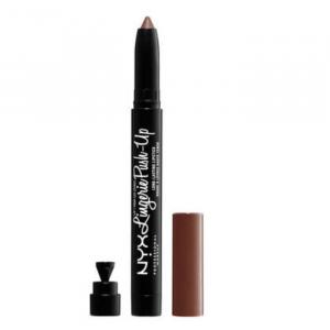 Nyx Lip Lingerie Push Up Long-Lasting Lipstick Teddy Warm Rich Brown
