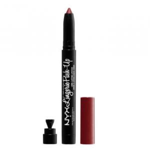 Nyx Lip Lingerie Push Up Long-Lasting Lipstick Exotic Warm Mahogany Red