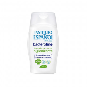 Instituto Español Bacteroline Hand Sanitizer Cleaner Spray 100ml