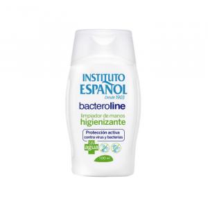 Instituto Español Bacteroline Hand Sanitizer Cleaner Spray 100ml
