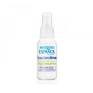 Instituto Español Bacteroline Hand Sanitizer Cleaner Spray 80ml